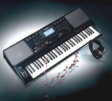键盘式电子琴声音丰富