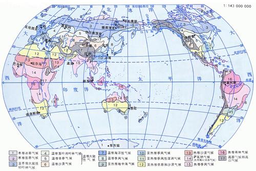 亚洲大陆东部